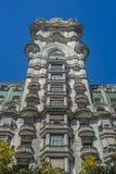 Palacio Barolo en Buenos Aires, la Argentina. Imagen de archivo libre de regalías