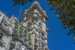 Palacio Barolo w Buenos Aires, Argentyna. zdjęcie stock