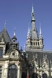 Palacio benedictino en Fecamp Foto de archivo