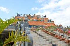 Palacio chino Fotos de archivo libres de regalías