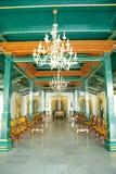 Palacio Cirebon de Kanoman Imágenes de archivo libres de regalías