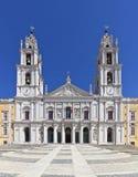 Palacio, convento y basílica nacionales de Mafra en Portugal. Francisco Imagenes de archivo