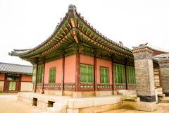 Palacio coreano imagenes de archivo
