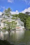 Palacio cristalino Imagen de archivo