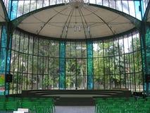 Palacio cristalino - Petropolis - Rio de Janeiro Imagen de archivo libre de regalías