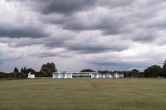 Palacio da Alvorada Fotografia Stock