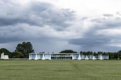 Palacio da Alvorada Стоковые Изображения