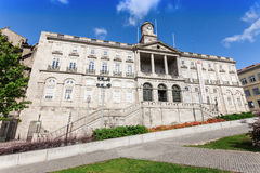 Palacio da Bolsa Royaltyfria Bilder
