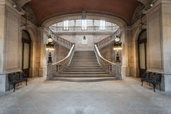 Palacio da Bolsa Arkivfoton