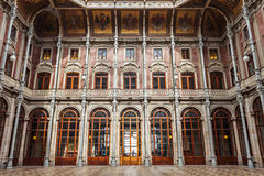 Palacio da Bolsa Royaltyfria Foton