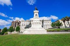 Palacio da Bolsa Royalty Free Stock Image