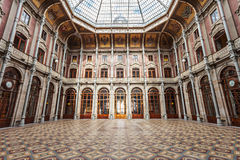 Palacio da Bolsa Stock Photo