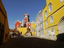 Palacio da Pena - Sintra, Lisboa, Portugal, Europe Royalty Free Stock Images