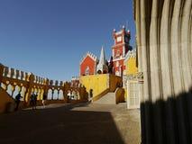 Palacio da Pena - Sintra, Lisboa, Portugal, Europe Royalty Free Stock Photos