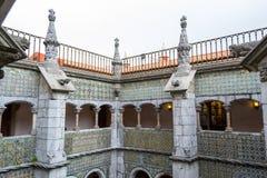 Palacio da Pena in Sintra (Portogallo) Fotografia Stock
