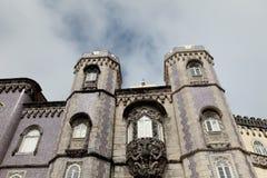 Palacio DA Pena, Sintra, Portugal imagen de archivo libre de regalías