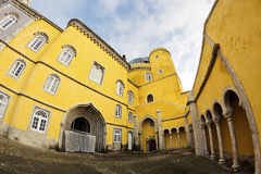 Palacio da Pena in Sintra, Portugal Royalty Free Stock Photography