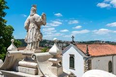 Palacio das Escolas, Coímbra (Portugal) Imagen de archivo libre de regalías