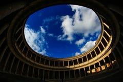 Palacio de Карлос 5 стоковые изображения rf