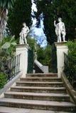 Palacio de Achilleon Imagen de archivo