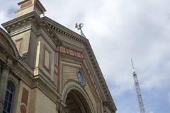 Palacio de Alexandra en Londres Fotografía de archivo libre de regalías