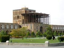 Palacio de Ali Qapu Imágenes de archivo libres de regalías