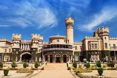 Palacio de Bangalore Fotografía de archivo libre de regalías