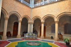 Palacio de Bangalore imagen de archivo