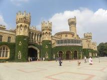 Palacio de Bangalore, Karnataka, la India - 23 de noviembre de 2018 Bangalore imagen de archivo