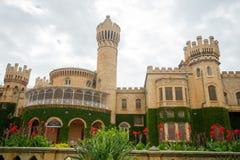 Palacio de Bangalore, la India imágenes de archivo libres de regalías