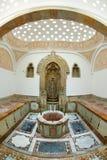 Palacio de Beiteddine, baño turco Foto de archivo libre de regalías