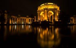 Palacio de bellas arte Fotos de archivo libres de regalías