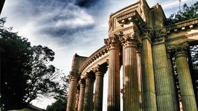 Palacio de bellas arte Fotos de archivo