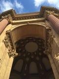 Palacio de bellas arte fotografía de archivo libre de regalías