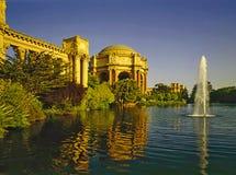 Palacio de bellas arte Imágenes de archivo libres de regalías