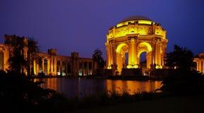 Palacio de bellas arte Imagen de archivo libre de regalías