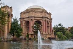 Palacio de bellas arte en San Francisco imagen de archivo libre de regalías
