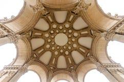 Palacio de bellas arte, San Francisco Fotos de archivo libres de regalías