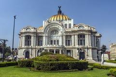 Palacio de Bellas Artes, ιστορικό κέντρο, Πόλη του Μεξικού, Μεξικό Στοκ Εικόνες