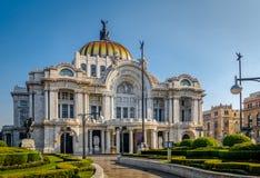 Palacio de Bellas Artes παλάτι Καλών Τεχνών - Πόλη του Μεξικού, Μεξικό Στοκ Εικόνες
