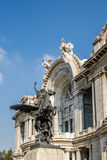 Palacio de Bellas Artes παλάτι Καλών Τεχνών - Πόλη του Μεξικού, Μεξικό Στοκ Φωτογραφία