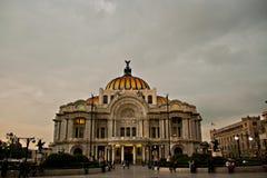 Palacio de Bellas Artes Fotografia de Stock Royalty Free