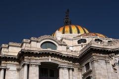 Palacio de Bellas Artes, Centro Historico, Πόλη του Μεξικού Στοκ εικόνα με δικαίωμα ελεύθερης χρήσης