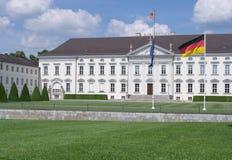 Palacio de Bellevue, palacio presidencial en Berlín, Alemania Foto de archivo libre de regalías