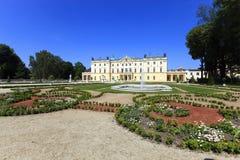 Palacio de Bialystok polonia Imagen de archivo
