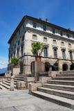 Palacio de Borromean Fotos de archivo libres de regalías