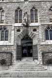 Palacio de Botines en León, Castilla y León Imagenes de archivo