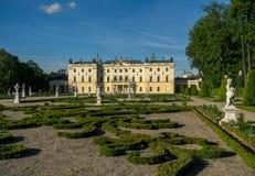 Palacio de Branicki en Bialystok Fotos de archivo