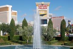 Palacio de Caesar, Las Vegas imágenes de archivo libres de regalías