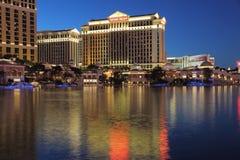 Palacio de Caesars, Las Vegas Imagen de archivo libre de regalías